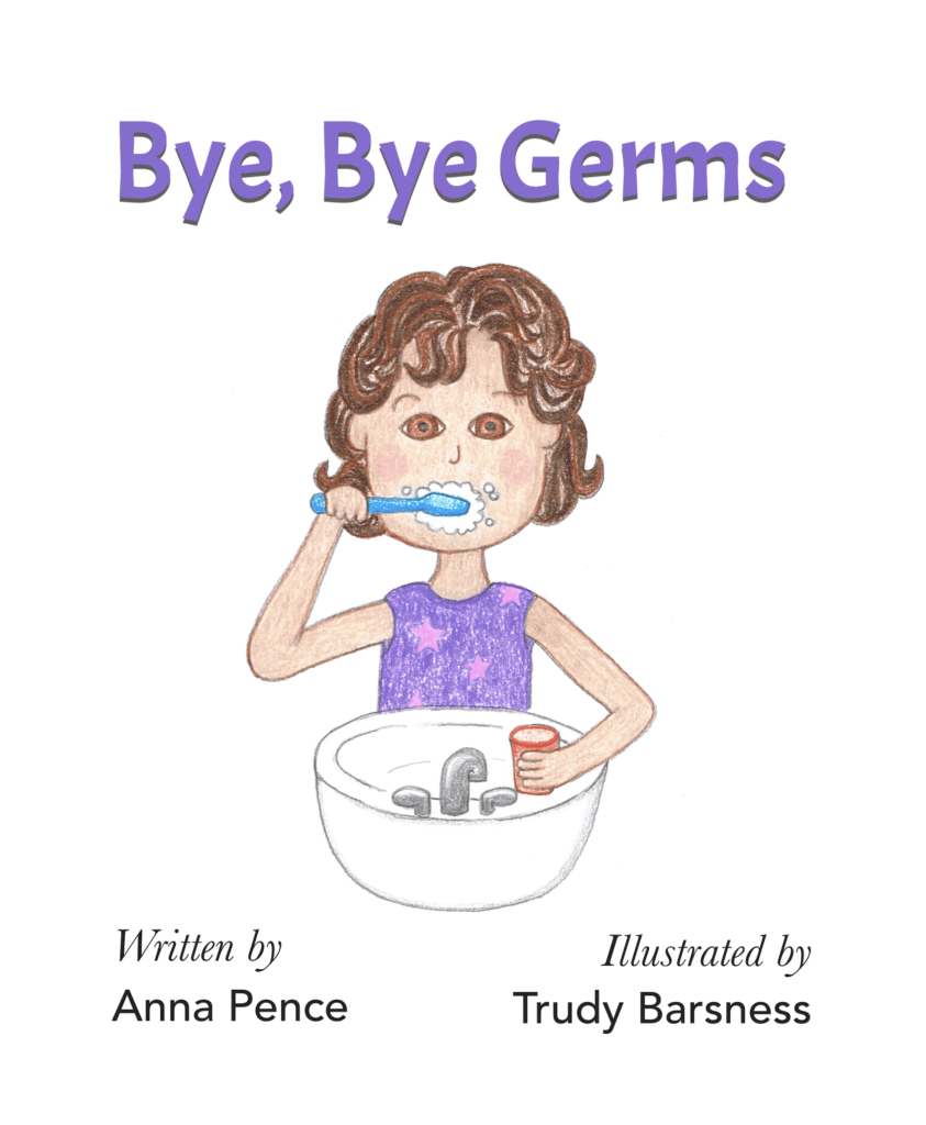 Cover of Bye, Bye Germs